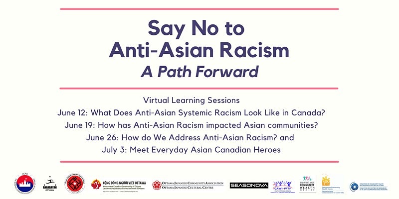 Say No to Anti-Asian Racism